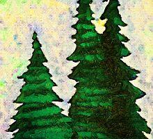 Confetti Sky by pat gamwell