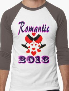 °•Ƹ̵̡Ӝ̵̨̄Ʒ♥Romantic 2013 Splendiferous Clothing & Stickers♥Ƹ̵̡Ӝ̵̨̄Ʒ•° Men's Baseball ¾ T-Shirt