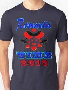 °•Ƹ̵̡Ӝ̵̨̄Ʒ♥Romantic Time 2013 Splendiferous Clothing & Stickers♥Ƹ̵̡Ӝ̵̨̄Ʒ•° Unisex T-Shirt