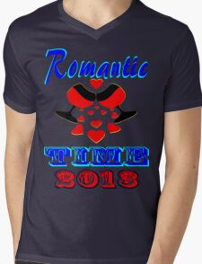 °•Ƹ̵̡Ӝ̵̨̄Ʒ♥Romantic Time 2013 Splendiferous Clothing & Stickers♥Ƹ̵̡Ӝ̵̨̄Ʒ•° Mens V-Neck T-Shirt