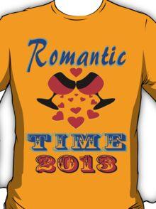 °•Ƹ̵̡Ӝ̵̨̄Ʒ♥Romantic Time 2013 Splendiferous Clothing & Stickers♥Ƹ̵̡Ӝ̵̨̄Ʒ•° T-Shirt