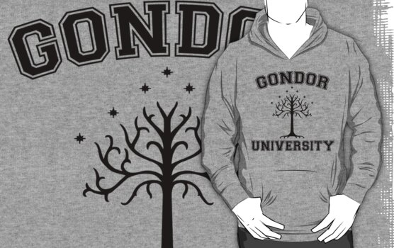 Gondor Uni by Unicorn-Seller