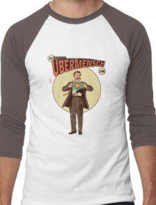 Übermensch Men's Baseball ¾ T-Shirt
