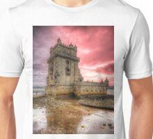 Torre de Belem Lisboa Unisex T-Shirt