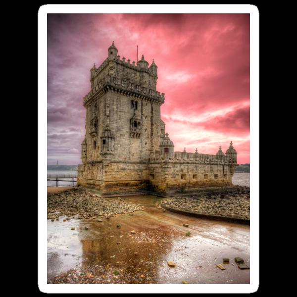 Torre de Belem Lisboa by manateevoyager