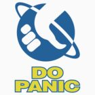 Do Panic by Irina Chuckowree