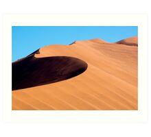 Namib Desert Sand Dune Art Print