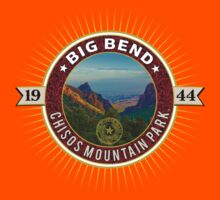 Chisos Mountains - Big Bend National Park Kids Clothes