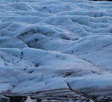 Eyjafjallajökull Glacier Iceland by Grabmatt
