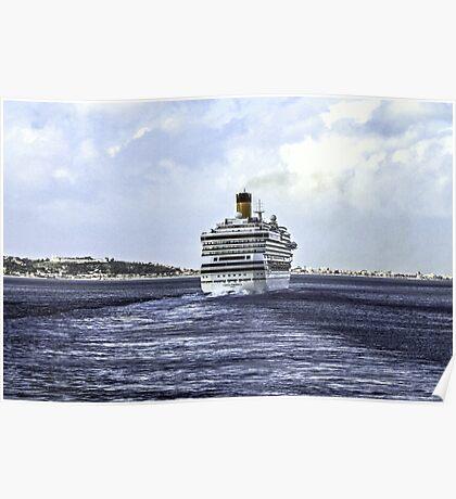 Bon Voyage Poster