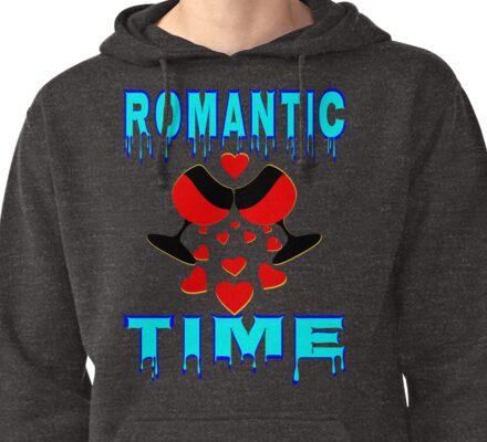 °•Ƹ̵̡Ӝ̵̨̄Ʒ♥Romantic Time Splendiferous Clothing & Stickers♥Ƹ̵̡Ӝ̵̨̄Ʒ•° Pullover Hoodie