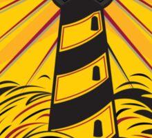 CAPE HATTERAS NORTH CAROLINA SURFING Sticker