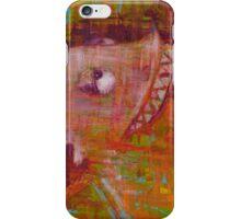 smile monster iPhone Case/Skin