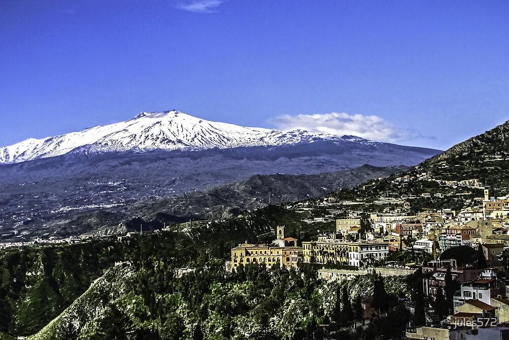 Mt. Etna by jules572