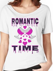 °•Ƹ̵̡Ӝ̵̨̄Ʒ♥Romantic Time Splendiferous Clothing & Stickers♥Ƹ̵̡Ӝ̵̨̄Ʒ•° Women's Relaxed Fit T-Shirt