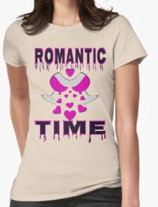 °•Ƹ̵̡Ӝ̵̨̄Ʒ♥Romantic Time Splendiferous Clothing & Stickers♥Ƹ̵̡Ӝ̵̨̄Ʒ•° Womens Fitted T-Shirt