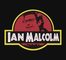Jurassic Park - Ian Malcolm by Thomas Jarry