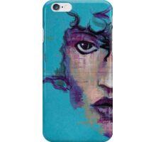 w_face1 iPhone Case/Skin