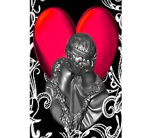 LOVE & KISS IPHONE CASE VALENTINE by ╰⊰✿ℒᵒᶹᵉ Bonita✿⊱╮ Lalonde✿⊱╮