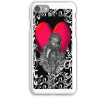 LOVE & KISS IPHONE CASE VALENTINE iPhone Case/Skin