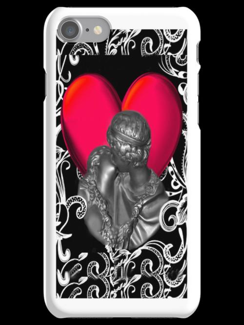LOVE & KISS IPHONE CASE VALENTINE by ✿✿ Bonita ✿✿ ђєℓℓσ