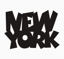 New York by theshirtshops
