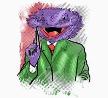 Gangsta Lizard Unisex T-Shirt