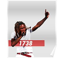 Fetty Number One Poster