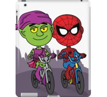 Green Goblin & Spidey iPad Case/Skin