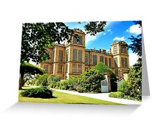 Historic Houses Greeting Card
