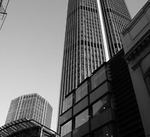 Tower 42 by Iain McGillivray