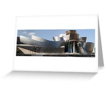 Guggenheim Panorama Greeting Card
