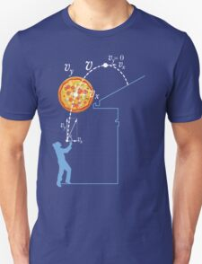 Breaking Bad Pizza Toss T-Shirt