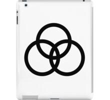 John Bonham's Triquetra iPad Case/Skin