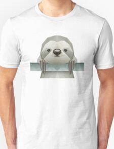 Polygonal Sloth T-Shirt