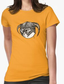 Fus NO Dah Womens Fitted T-Shirt