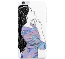 Hologram Gal iPhone Case/Skin