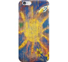 SuNnY FieLd iPhone Case/Skin
