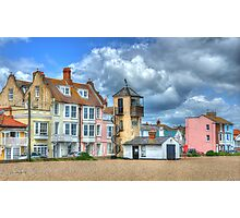 South Lookout Tower Aldeburgh Photographic Print