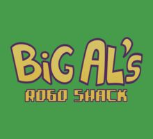 Big Al's Robo Shack T-Shirt
