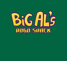 Big Al's Robo Shack Unisex T-Shirt