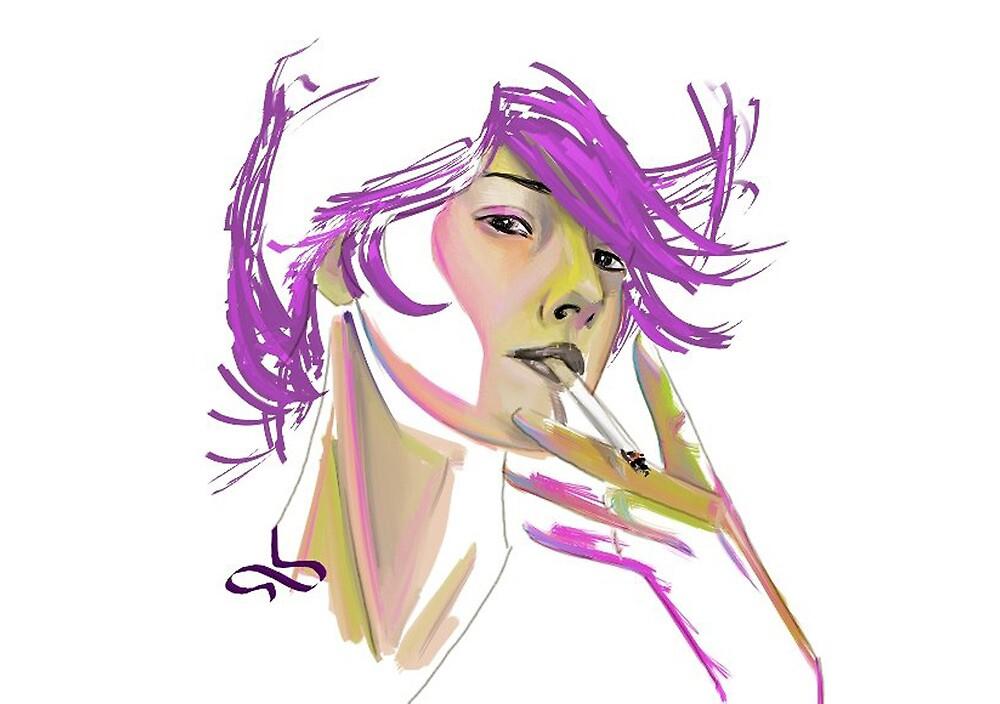 Monica by gbr1