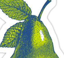 Grow A Pear Sticker