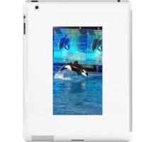 Cute Mommy Orca Whale☆ iPad Case/Skin