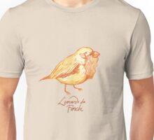 Leonardo da Finchi Unisex T-Shirt