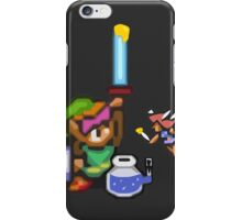 ledgend of zelda link fairy 710 iPhone Case/Skin