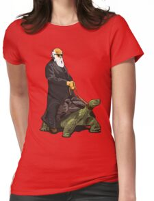Galapagos Style Womens Fitted T-Shirt