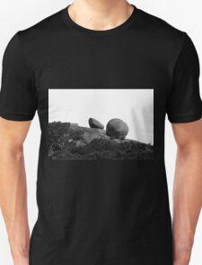 Boulders Under A Perfect Sky T-Shirt