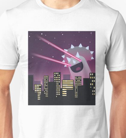TEACERATOPS DESTROYER OF WORLDS! Unisex T-Shirt