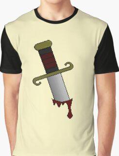 Backstab! Graphic T-Shirt